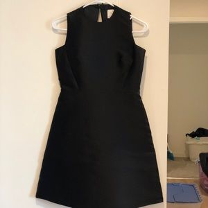 Kate Spade Black Satin Dress